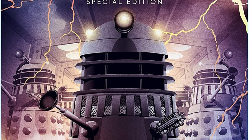 The Power of the Daleks Gets Special Edition Blu-ray Release with New Additional Features
