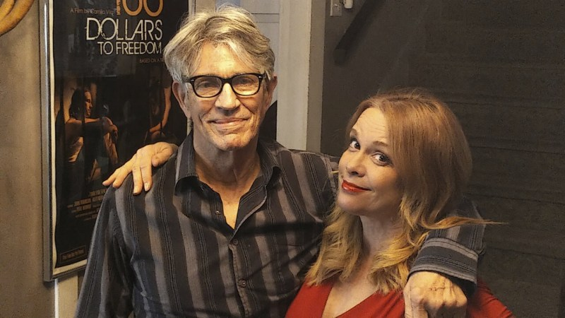 Eric Roberts Returns in Big Finish's MASTER!