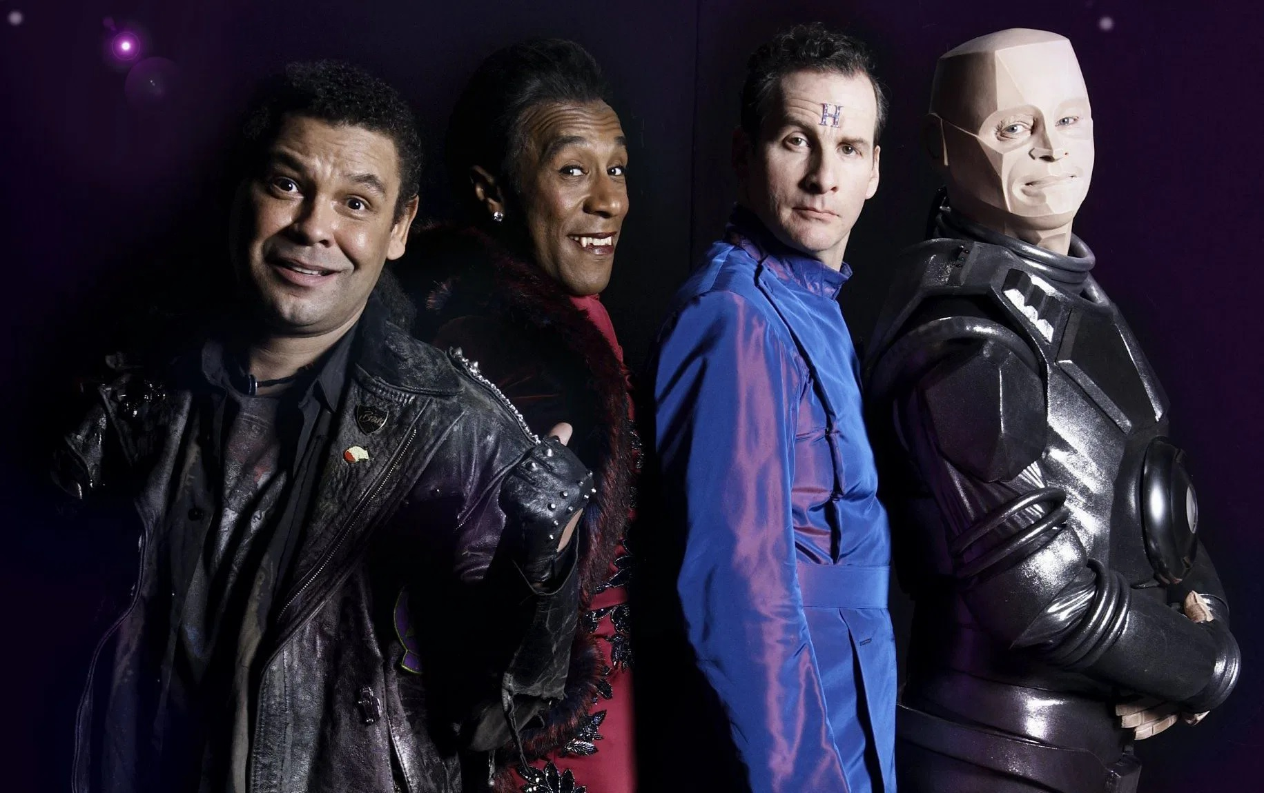 Lockdown Recommendation: Red Dwarf