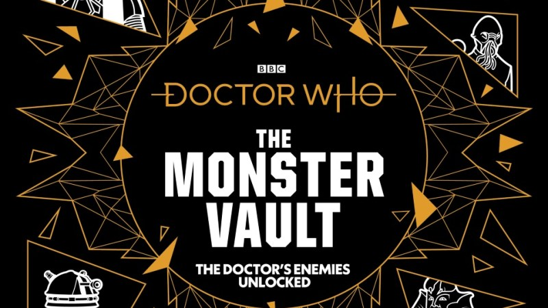 Coming Soon: Doctor Who – The Monster Vault