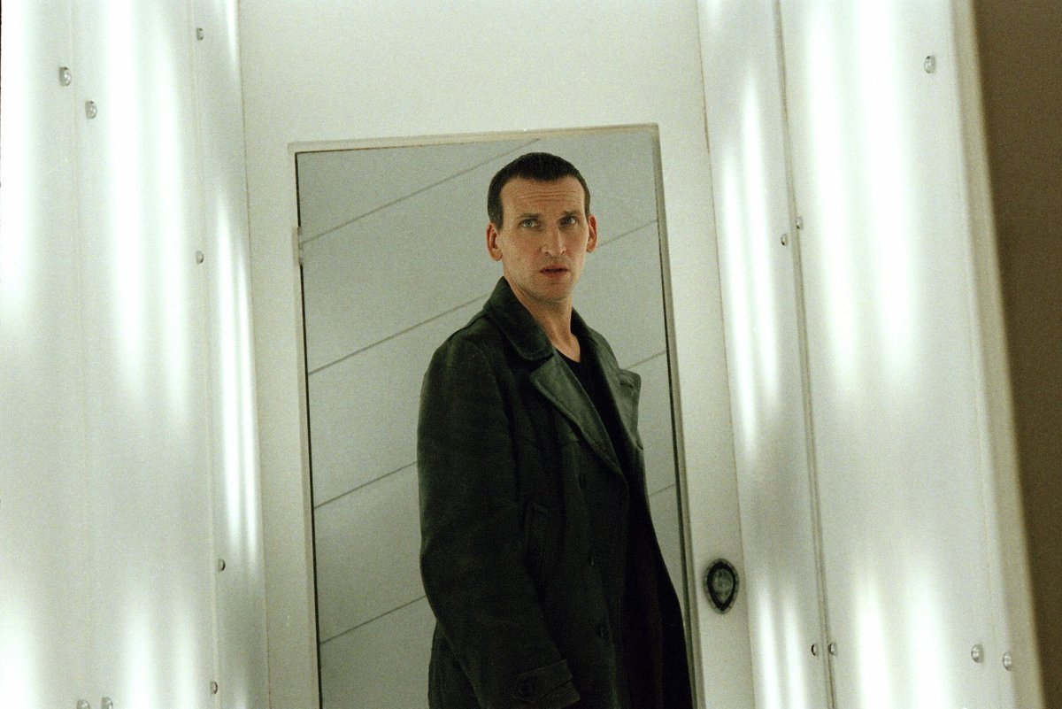 Christopher Eccleston's Ninth Doctor is Back in 12 Full-Cast Audio Adventures for Big Finish!