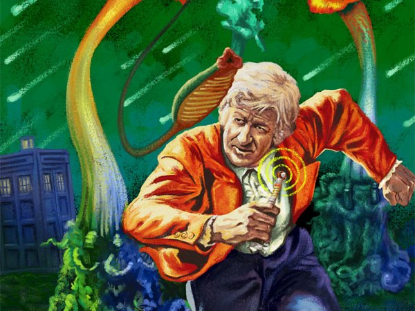 Doctor Who and Triffids