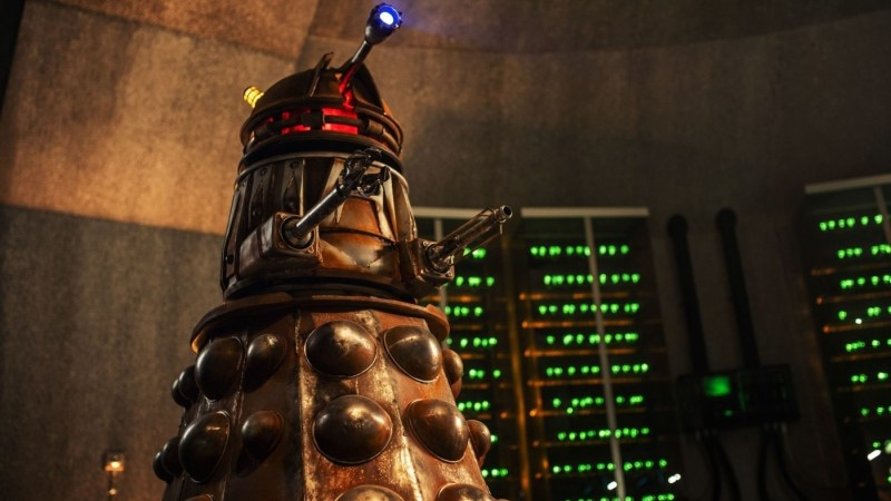 "Nick Briggs: ""Revolution of the Daleks is a Great Gift to Doctor Who Fans"""