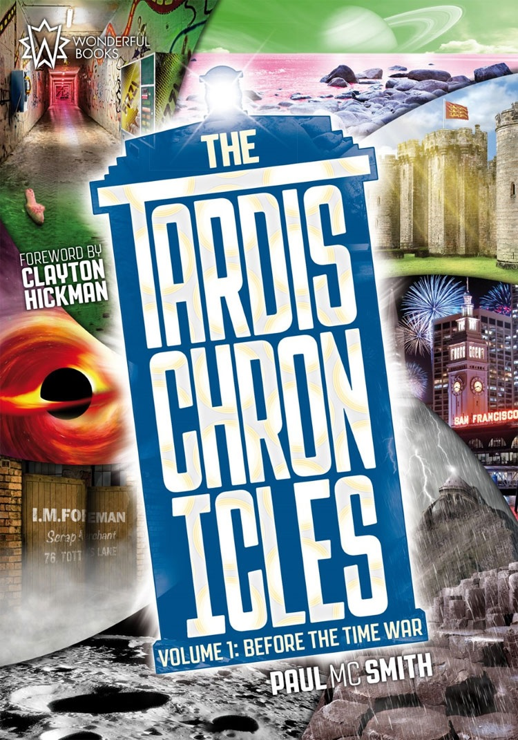 Out Now: The TARDIS Chronicles – Volume One