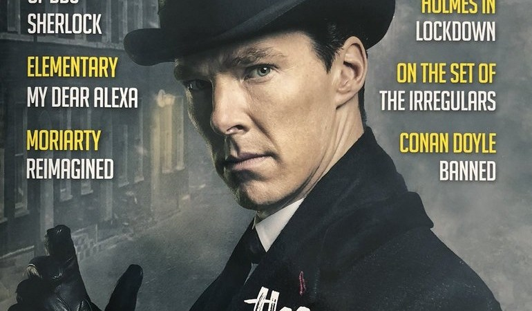 Out Now: Sherlock Holmes Magazine #1