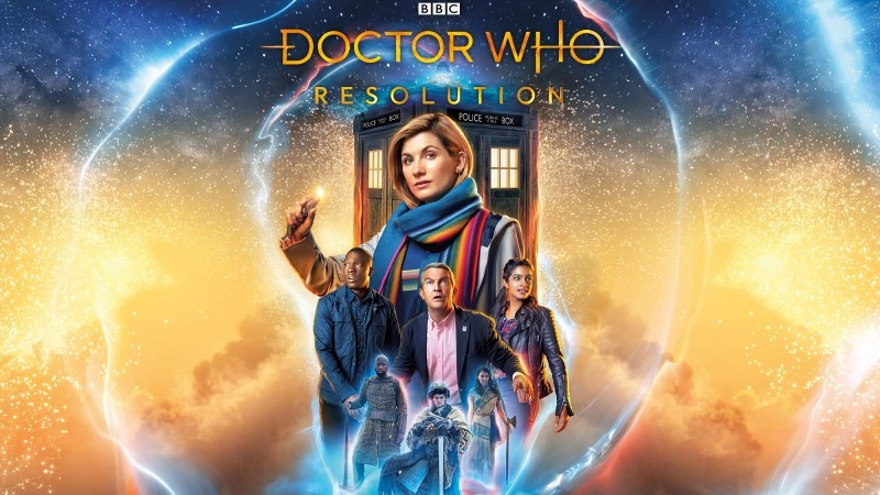 Doctor Who: Resolution Loses Out on Hugo Award