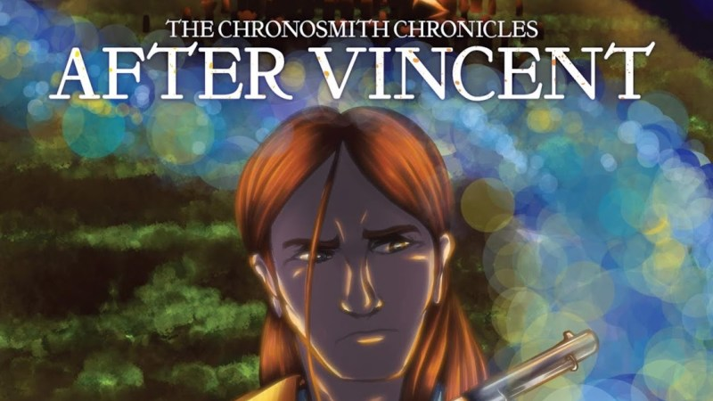 Reviewed: After Vincent (The Chronosmith Chronicles, Book One)