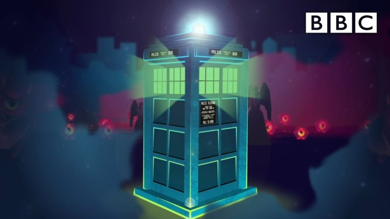New Doctor Who Section Added to Free CBBC Game, Nightfall