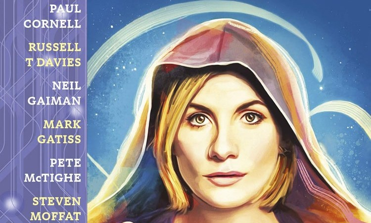 Doctor Who Charity Anthology Features Stories by Russell T Davies, Steven Moffat, and Chris Chibnall