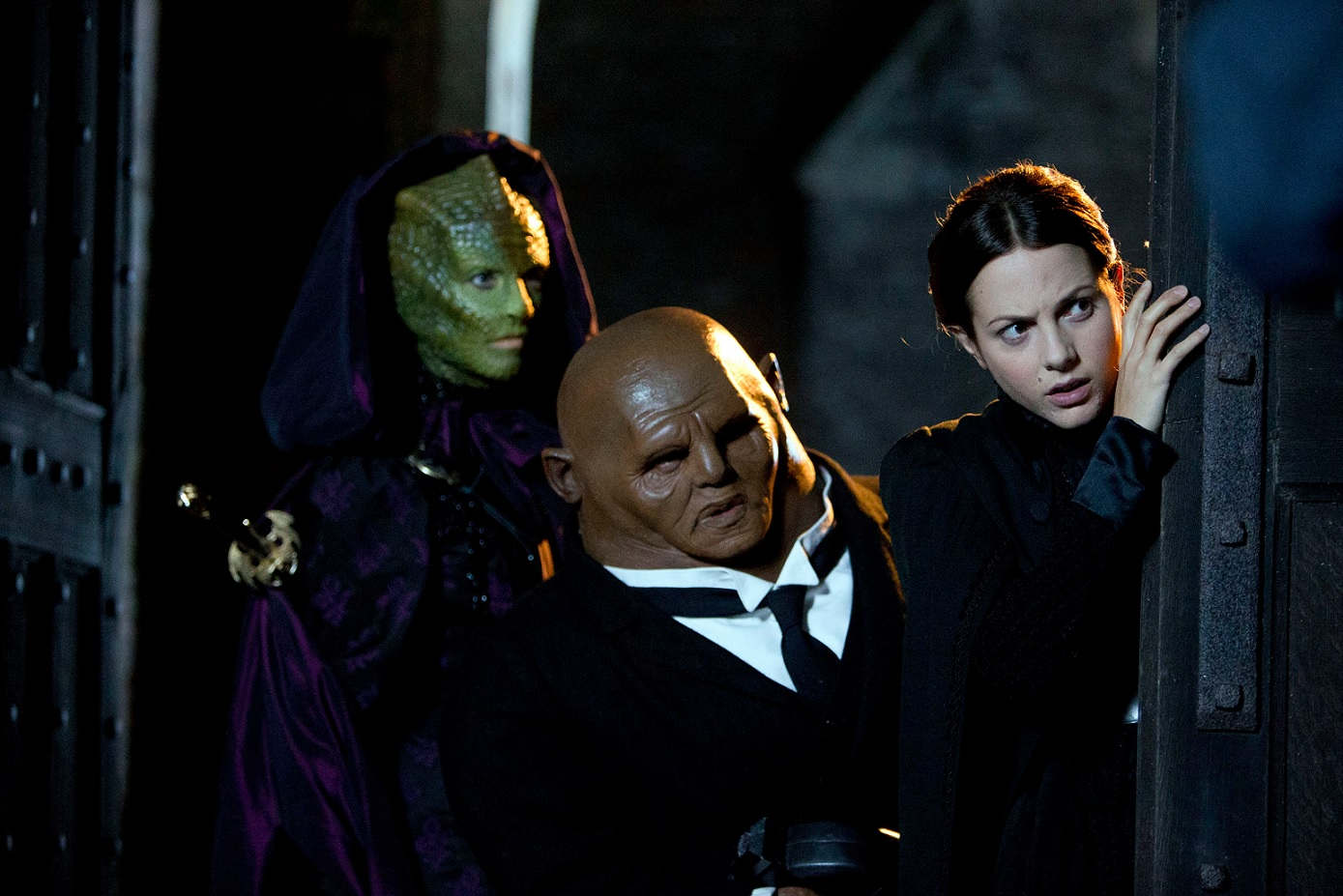 Why Didn't We Get a Spin-Off Featuring the Paternoster Gang (Vastra, Jenny, and Strax)?