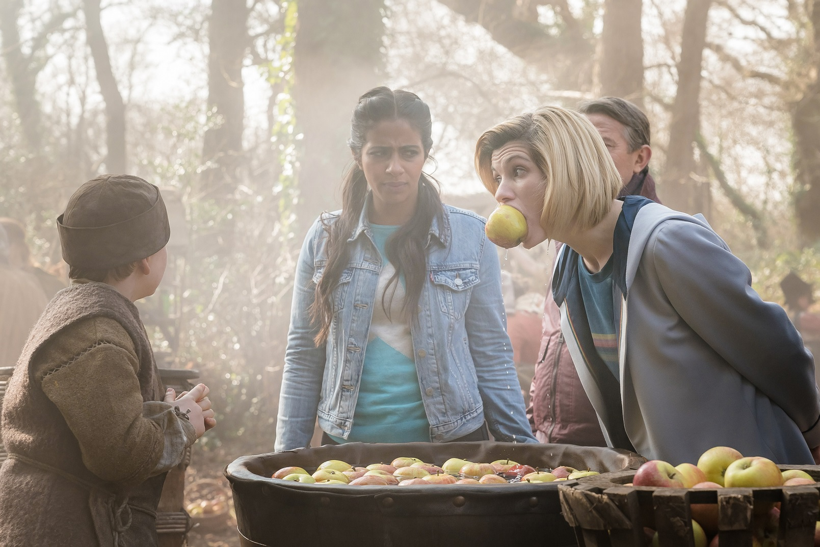 What Are Jodie Whittaker and Mandip Gill's Favourite Doctor Who Monsters?