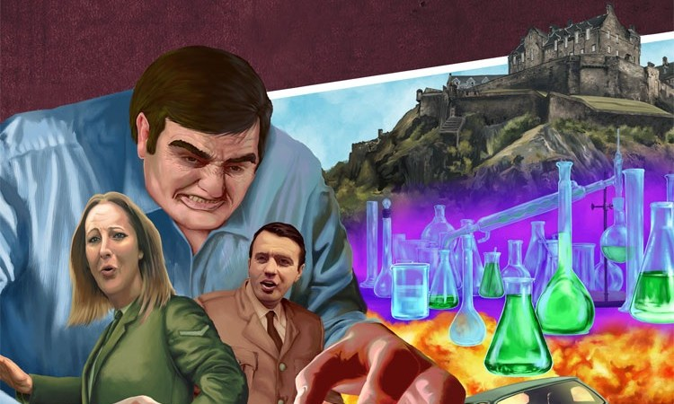 Candy Jar's Lethbridge-Stewart Series 8 Launches with Domination Game