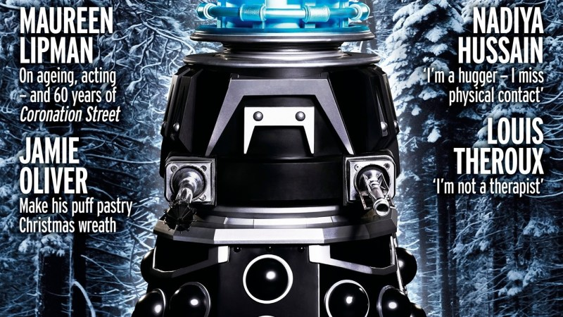 New Dalek Designs Unveiled for Revolution of the Daleks