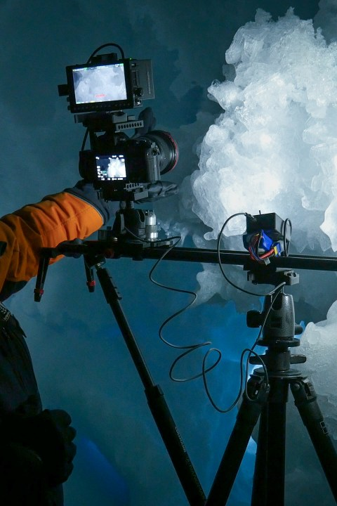 61 – Filming in Extreme Weather Conditions with Doc Filmmaker, Anthony Powell