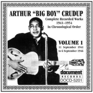 Arthur Big Boy Crudup