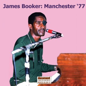 DOCD    James Booker Orchard cover