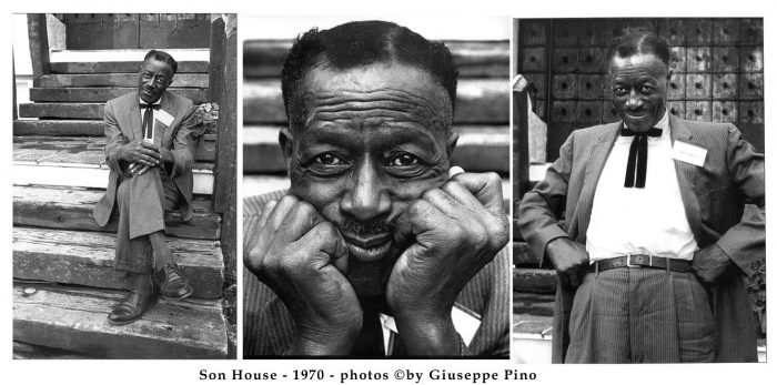 Son House header e