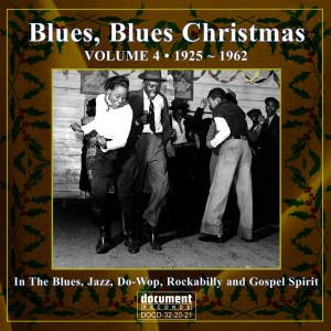 DOCD Blues Blues Christmas Vol Cover full size