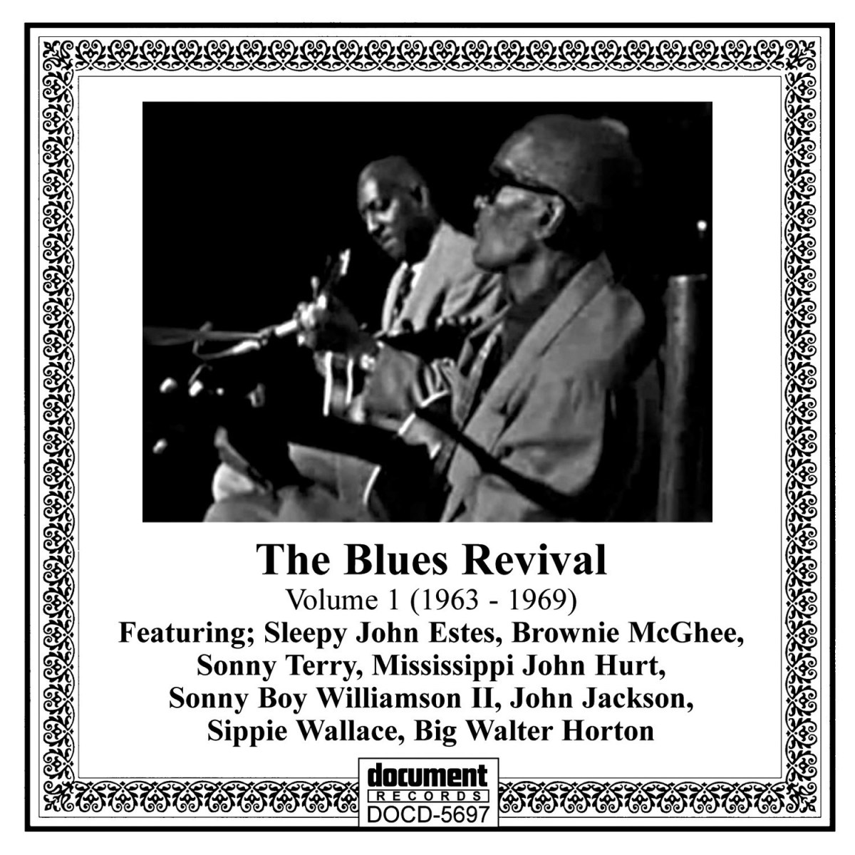 The Blues Revival Volume 1 1963-1969 – Full Album