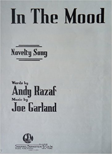 Mood Sheet Music