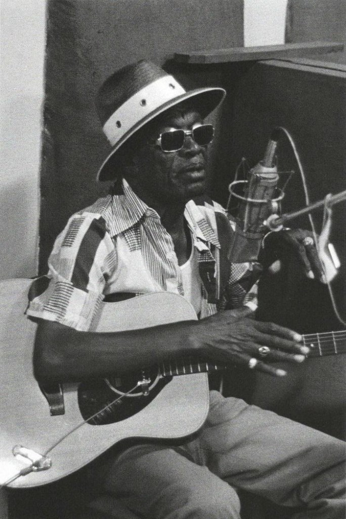 "Sam ""Lightnin"" Hopkins, Houston, Texas, 1975 - Ann Charters"
