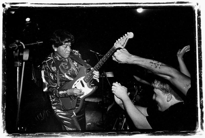 Beverly 'Guitar' Watkins RIP 2019