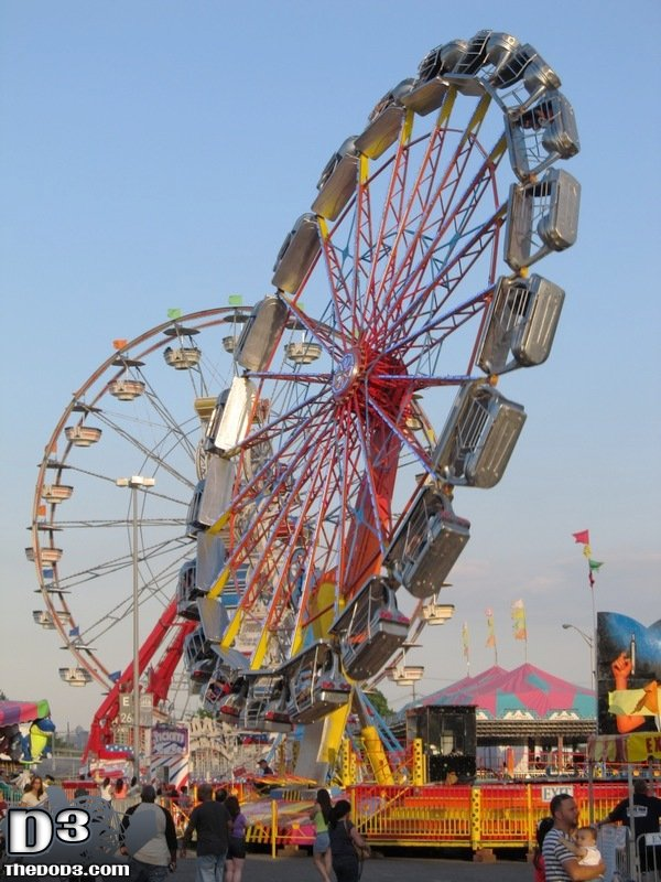 Trip Report 2014 State Fair Meadowlands  The Dod3