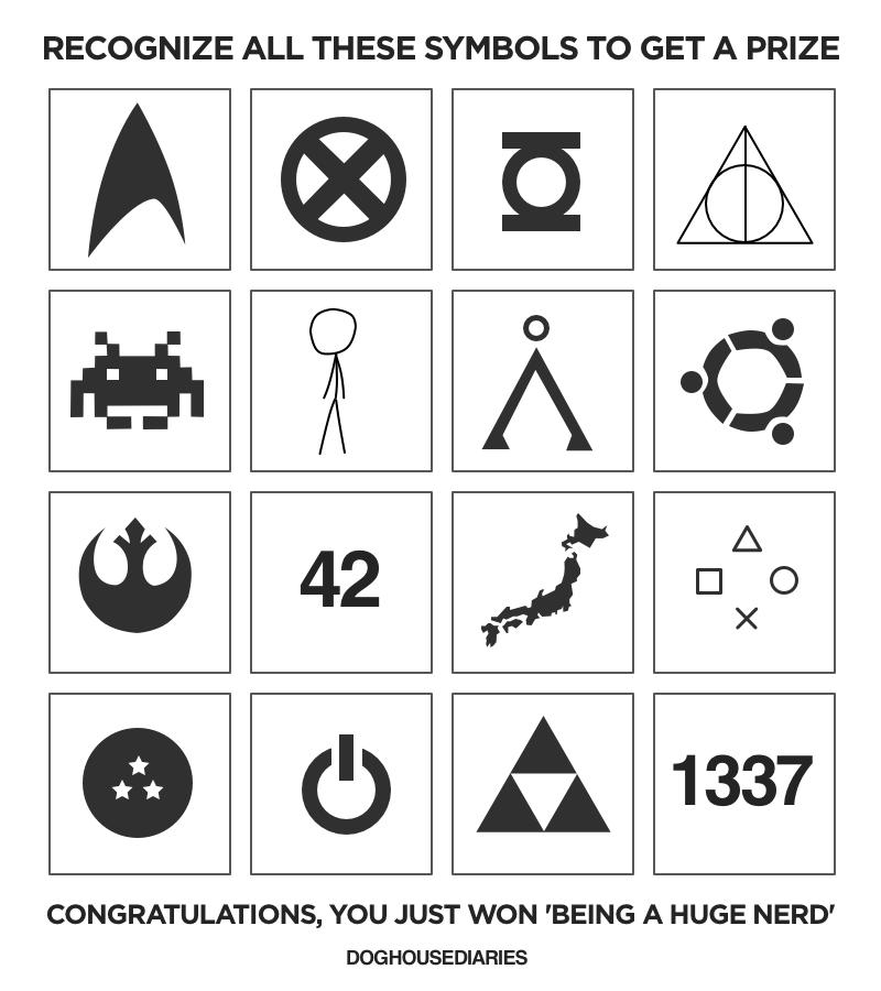 doghouse symbols