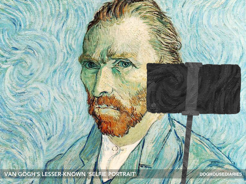 Van Gogh's Lesser-Known Portrait