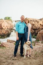 Engagement photos By the amazing Maddie with Mad photo and design