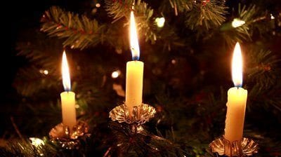 candles for the season