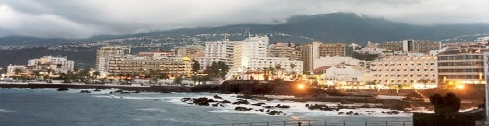 #AtoZChallenge: P is for PUERTO DE LA CRUZ