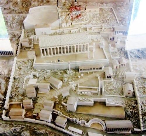 model of delphi