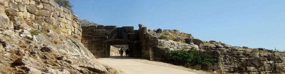 "#AtoZChallenge: ""M"" is for MYCENAE"
