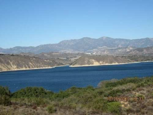 cachuma lake, california