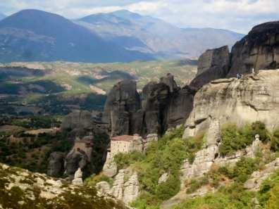 Fabulous mountain view!