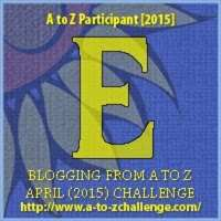 ##AtoZChallenge, Day 7: E is for EFFERVESCENT, The Doglady's Den
