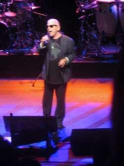 Eric Burdon, 2014 Performing Arts Centre, Oakville, Ontario