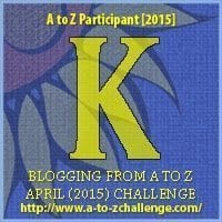 #AtoZChallenge, Day 11: K is for KNICK-KNACK, The Doglady's Den