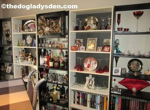 #AtoZChallenge, Day11: K is for Knick-Knack, The Doglady's Den