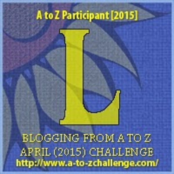 #AtoZChallenge: L is for LUSCIOUS, The Doglady's Den