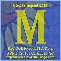 #AtoZChallenge, Day 13: M is for MELLIFLUOUS, The Doglady's Den