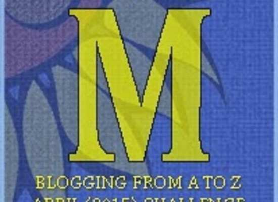 M is for MELLIFLUOUS, #AtoZChallenge, The Doglady's Den