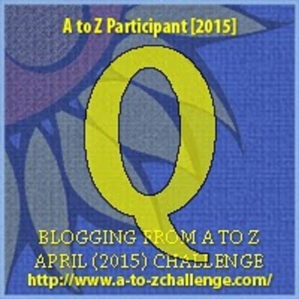 #AtoZChallenge, Day 17: Q is for QUAGMIRE, The Doglady's Den