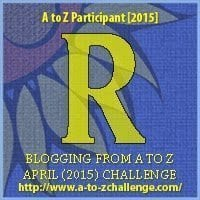 #AtoZChallenge, Day 18: R is for RECALCITRANT