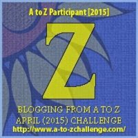 #AtoZChallenge Z is for