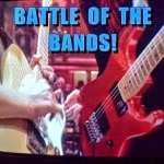 WHITE RABBIT – BATTLE OF THE BANDS #BOTB