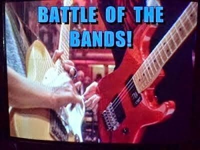 Battle of the Bands, #BOTB Wess and the Airedales