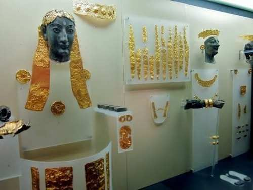 ancient Greek Gold