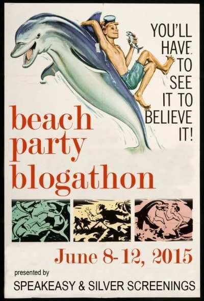 Beach party blogathon
